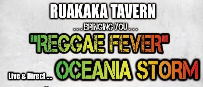 Reggae Fever - Oceania Storm