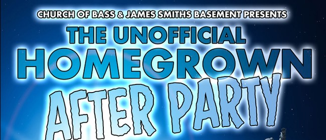The Unofficial Homegrown After Party