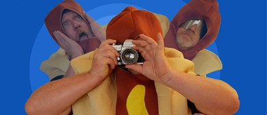 Frank, the Mind-Reading Hotdog: CANCELLED