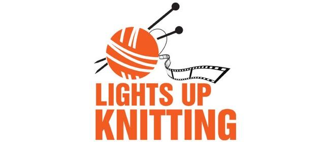 Lights Up Knitting