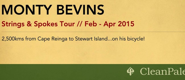 Monty Bevins Cycle Tour
