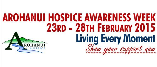 Arohanui Hospice Awareness Week 2015