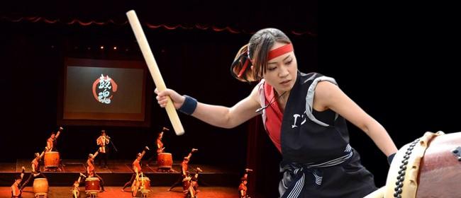 Japanese Drum Performance