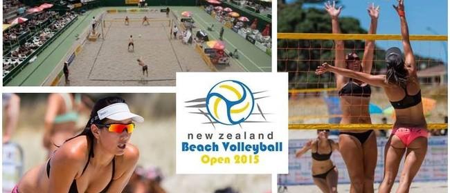 Beach Volleyball Open