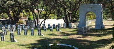 Karori Cemetery Anzac Day Talks