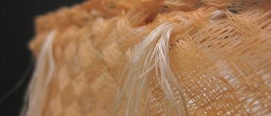 Local Weavers Floor Talk in Whiria