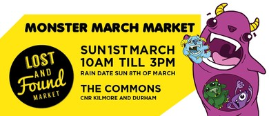 Monster March Market