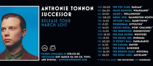 Anthonie Tonnon, Heavy and New Gum Sarn