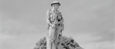 ANZAC: Photographs by Laurence Aberhart