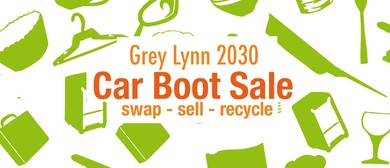 Grey Lynn 2030 Car Boot Market