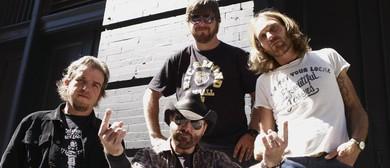 Supersuckers And The BellRays Rockpocalypse Tour