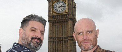 Eddy Brimson (UK) & Rich Wilson (UK) - London Calling