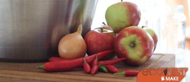 Autumn Fruit Preserving