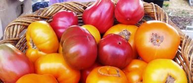 Opawa Farmers' Market - Tomato Fest