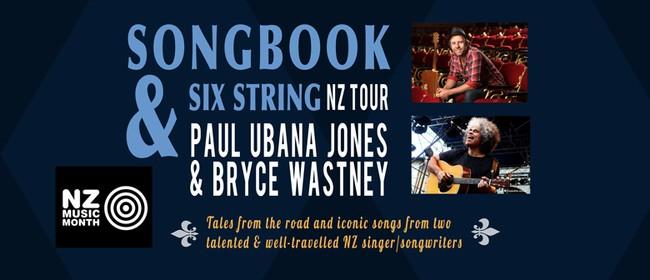 Paul Ubana Jones & Bryce Wastney - Songbook & Six String