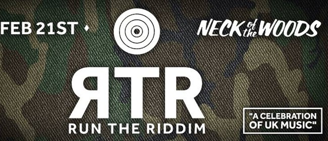 Run The Riddim - A Celebration of UK Music