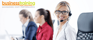 Customer Service Strategies - Business Training NZ Limited