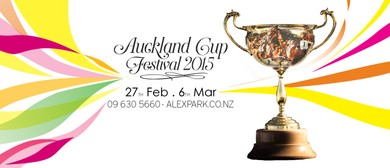 Auckland Cup Week Festival - Night 2 (Cup Night)