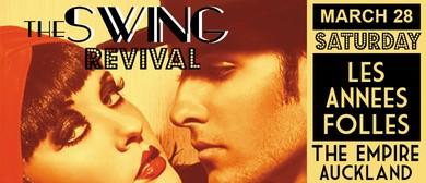 """The Swing Revival """"Les Années Folles"""""""