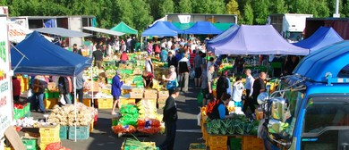 Saturday Riverbank Market