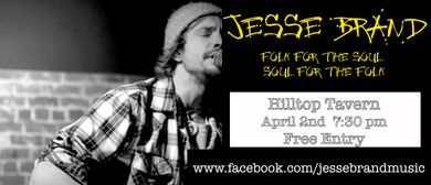 Jesse Brand Equinox Tour