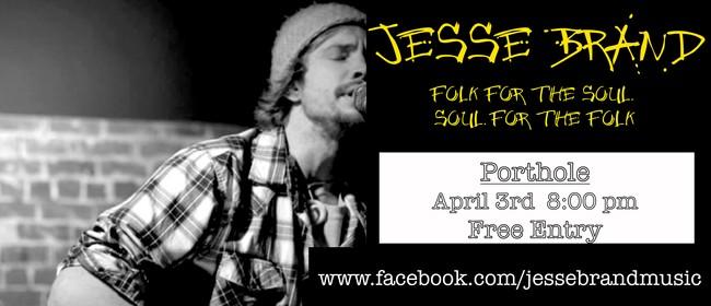 Jesse Brand - Equinox Tour