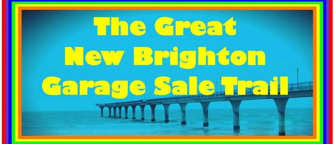 The Great New Brighton Garage Sale Trail