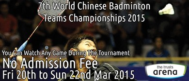 7th World Chinese Badminton Team Championships
