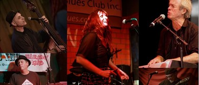 Laura Collins & the Back Porch Blues Band