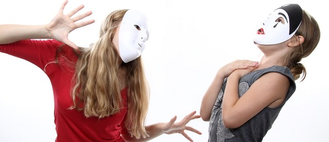 Open Your Eyes to Drama Children's Holiday Course