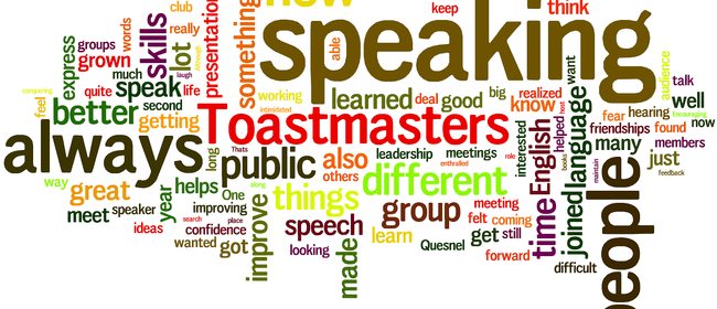 Manurewa Talk Toastmasters Club Evening
