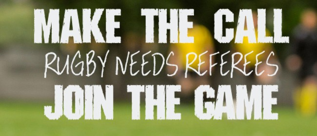 Associate Rugby Referee Course