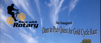 Dam to Pub Quest for Gold Cycle Race