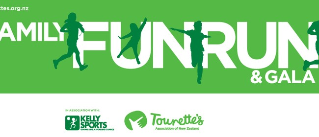 Tourette's Association Family Fun Run and Gala