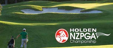 The Holden New Zealand PGA Championship