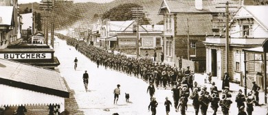 The Rimutaka Crossing 1915-1918 Memorial Re-enactment Group