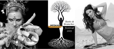 MEDANZ Roots & Branches Festival 2015