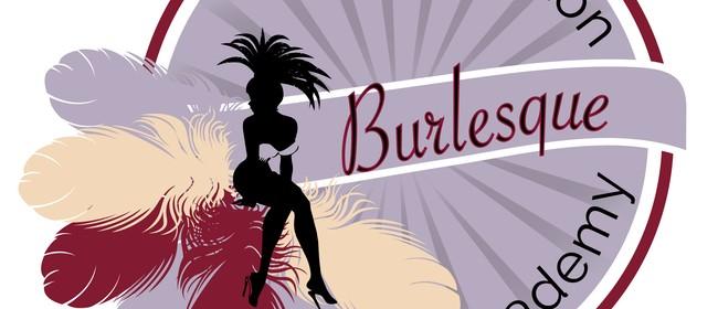 Burlesque Teaser 4 Week Course