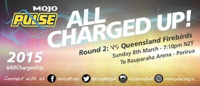 ANZ Championship: Mojo Pulse v Queensland Firebirds