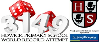 3149 - Howick Primary School World Record Attempt