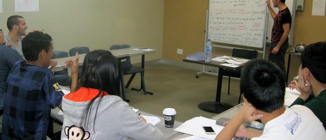 Evening English Classes - Conversation and Pronunciation