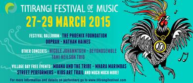 TFM 2015 - Jon Sanders and Basant Madhur