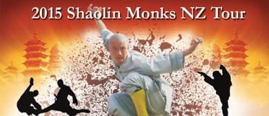 Shaolin Kungfu Monks Tour