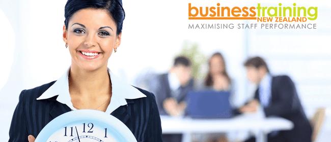 Time Management Workshop - Business Training NZ Limited