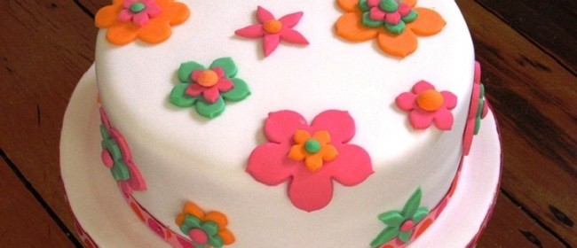 Cake Decorating - Moulded Decorations
