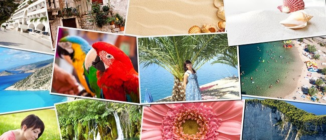Digital Scrapbooking with Photoshop and Powerpoint
