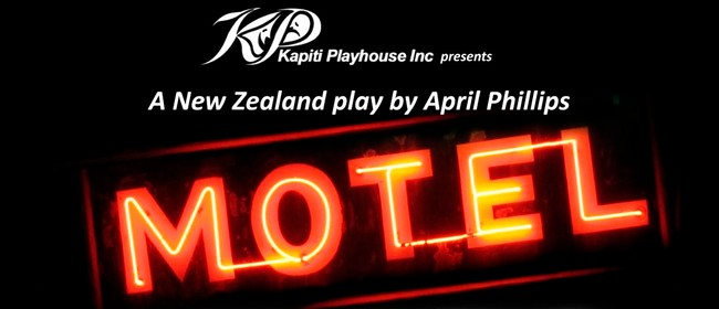 Motel by April Phillips