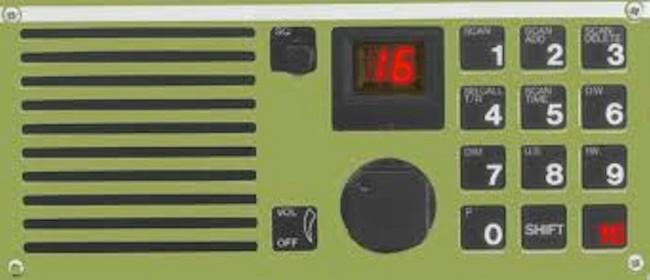 Marine VHF Operator
