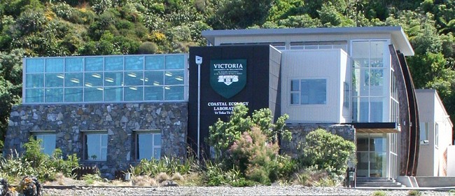 Open Day at the Victoria University Coastal Ecology Lab