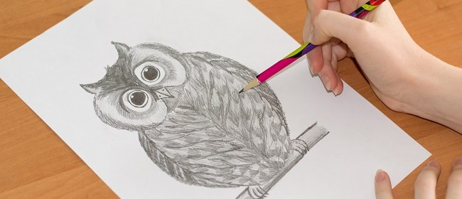 Drawing For Beginners Day Class